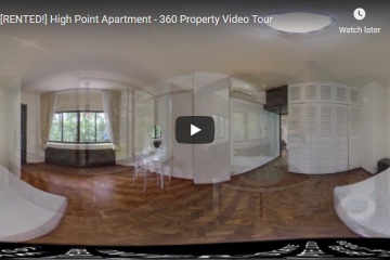 High Point Singapore 360 Video Tour