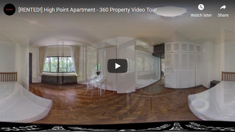High Point Singapore 360 Video Tour