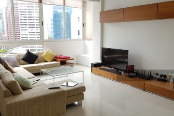 Kim Sia Court Living Area
