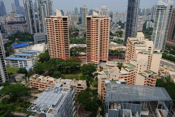 Yong An Park Facade