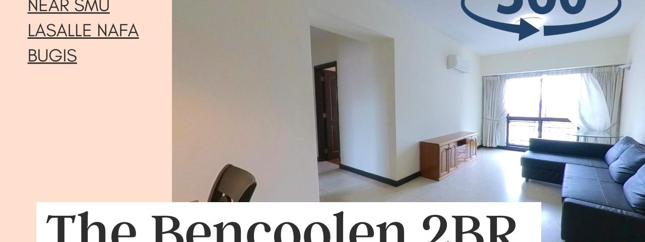 The Bencoolen Apartment Tour (360 Video)