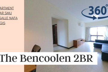 The Bencoolen Apartment Tour (360 Video)