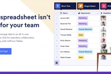 spreadsheet on steroids
